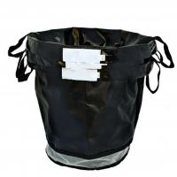 China 600D Black extraction filter bag bubble hash making bags 5 Gallon for herbal ice on sale