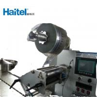 Quality Stainless Steel Flow Wrap Candy Packing Machine for sale