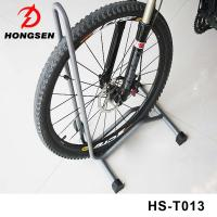 China China Steel Material L Shaped Bike Parking Rack Bicycle Accessories Parts Floor Display Stand on sale