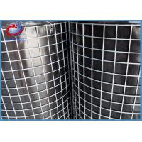 China Galvanized Welded Wire Mesh Rolls For Construction 0.5M - 3.0M Width on sale
