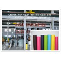Quality Automatic Non Woven Fabric Production Line for sale