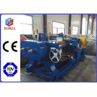 Quality Customized Rubber Mixing Machine One Year Warranty With Hardened Gear Reducer for sale