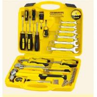 China 50 pcs  tool set ,with combination wrenches , pliers ,screwdrivers ,for repairing . on sale