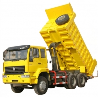 Quality Howo 336 6X4 Dump Truck With 25000kg Loading Capacity for sale