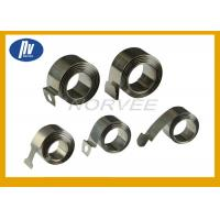 Vending Machine Constant Tension Spring , Variable Force Helical Torsion Spring for sale
