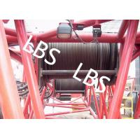 Quality Hydraulic Wire Rope Tower Crane Winch For Architectural Engineering for sale