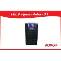 China LCD Display High Frequency online UPS 0.9 Output  Power Factor 1-10KVA on sale