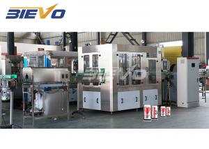 Quality 6000cph Can Beverage Filling Machine for sale