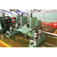 China 24 Head Tube Mill Line , Stainless Steel Square Pipe Polishing Machine on sale