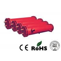 Quality Water Cooled Tube Heat Exchanger Oil Cooler For Hydraulic System for sale