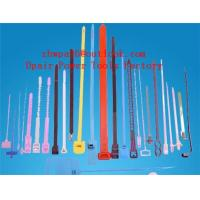Quality Plactic  Security  Seals  Magic Cable Ties for sale