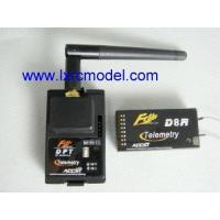 Quality Frsky 2.4GHz Radio System Telemetry DFT+D8R Two Way Communication series for sale