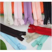 China High quality reversible long chain nylon zippers wholesale on sale