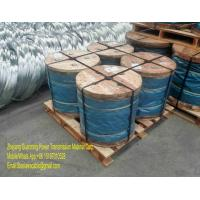 """Buy cheap Galvanized Steel Wire Strand 5/16"""",1×7 EHS from wholesalers"""