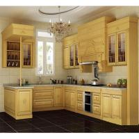 Buy cheap Maple kitchen design philippines,Country style solid wood kitchen furniture,wine rack from China from wholesalers