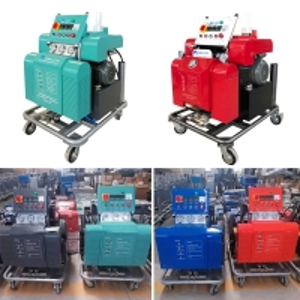 Quality foam equipment/hydraulic polyurethane and polyurea spray machine for Landscape foam CNMC-H700 for sale