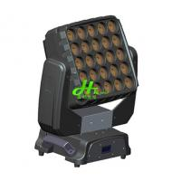 Quality WLEDM-16 25 pcs cree RGBW 4 in 1 light 10W leds wireless wash moving head 25pcs led moving for sale
