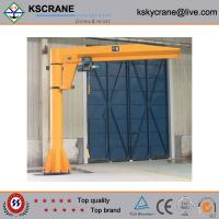 Quality Mini 500kg Electric Jib Crane With 1.5KW Motor,Jib Crane Features for sale