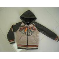 China Children Jacket With Hoody on sale