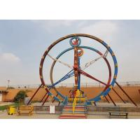 Quality Adult Thrill Amusement Park Ferris Wheel With Non Fading And Durable Painting for sale