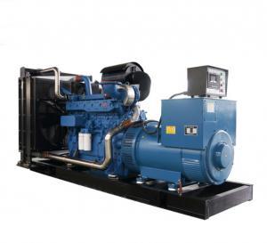 Quality 500kw Electric Weichai Deutz Diesel Engine Generator Set for sale