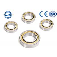 Quality Low Noise Spherical Roller Bearing , NU Series NU307 Industrial Roller Bearings for sale