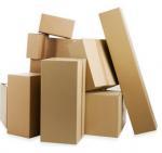 Kraft paper packaging box cardboard corrugated box