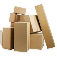 Quality Kraft paper packaging box cardboard corrugated box for sale