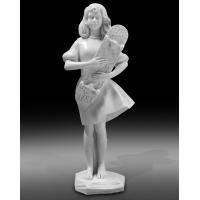 Quality High quality polish white marble statue sculpture for exhibition,stone carving supplier for sale
