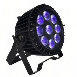 Quality Factory sales 7pcs 12w rgbw  4in1 led outdoor par waterproof IP67par can dj disco lights for sale