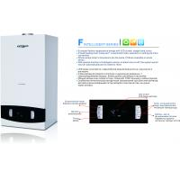Quality Adjustable Thermostat Wall Hung Gas Boiler With Function Of Heating And Domestic Hot Water for sale