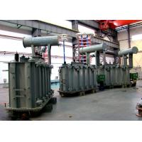Buy cheap 110kV Three Phase Electrical Oil Immersed Power Transformers from wholesalers