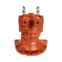 Quality Belparts M5X130 M5X330 Swing Motor For Kobelco SK200-8 SK210-8 E215B Hydraulic Excavator Parts for sale