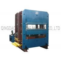 Quality Electric Heating Rubber Vulcanizing Press Machine 57.6kw Heating Power 600T Clamping Force for sale