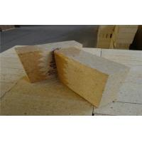 Quality Fire Resistant Dry Pressed High Alumina Insulation Refractory Bricks , High Density for sale