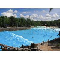 Quality Artificial Water Park Wave Pool Durable Air Blowing Surf Wave For Hotel Beach for sale