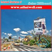 Best High Quality Solar System Advertising Billboard Solar Advertising wholesale