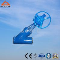Quality Y Type Pressure Seal Power Station Globe Valve (GAJ65Y) for sale