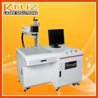 Fiber laser marking machine 30W, air cooling system, no need of maintenance;Stable performance,  applied to metal .