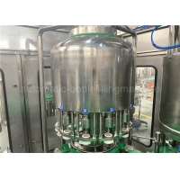 Quality 4.23kw 2000BPH 1 Liter Water Bottle Filling Machine Screw Cap Suitable for sale