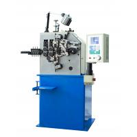 Quality 3 Axis CNC Automatic Spring Coiling Machine With High Speed 300pcs / min 2.7kw for sale