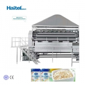 Quality Programming 15kw Baby Mix Food Corn Rice Powder Machine for sale
