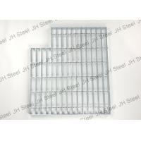 Quality CE Certification Heavy Duty HDG Anti Slip Grating for sale