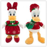 China Disney Christmas Donald Duck and Daisy For Holiday Promotion on sale