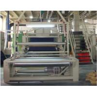 Quality S / SS / SMS PP Nonwoven Fabric Production Line For Industry for sale