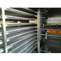 SUS Puff Pastry Sheeter Machine With Auto Freezing Tunnels And 850 Mm Width