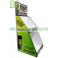 Best Light Duty Point Of Purchase Pos Countertop Cardboard Display Articles For Daily Use wholesale
