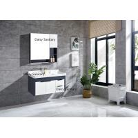 Quality Environment Friendly Modern Vanity Set , 4 Metal Legs Wall Hung Vanity for sale
