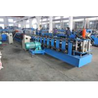 Quality Hydraulic Galvanized Steel Door Frame Steel Profile Roll Forming Machine Multi Model for sale