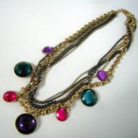China new design charming necklace on sale
